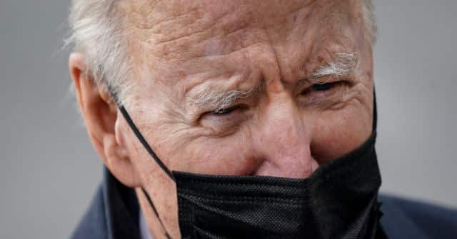 Poll: 50% of Likely Voters Not Confident Joe Biden Is 'Up to the Job' 1