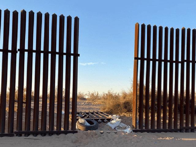 CBP: Crash Killing 13 Migrants May Be Linked to Breach in Old California Border Wall 1