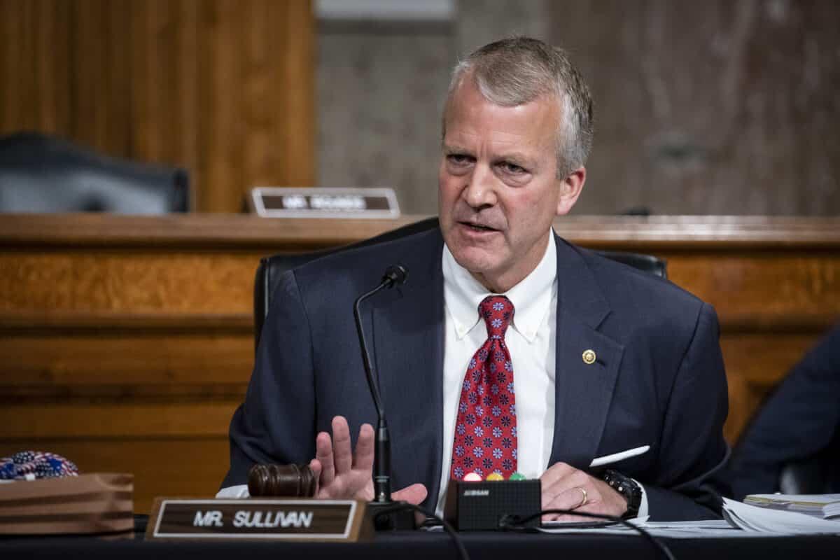 Senator Departs for Family Funeral Amid Stimulus Bill Vote-a-Rama Session 1