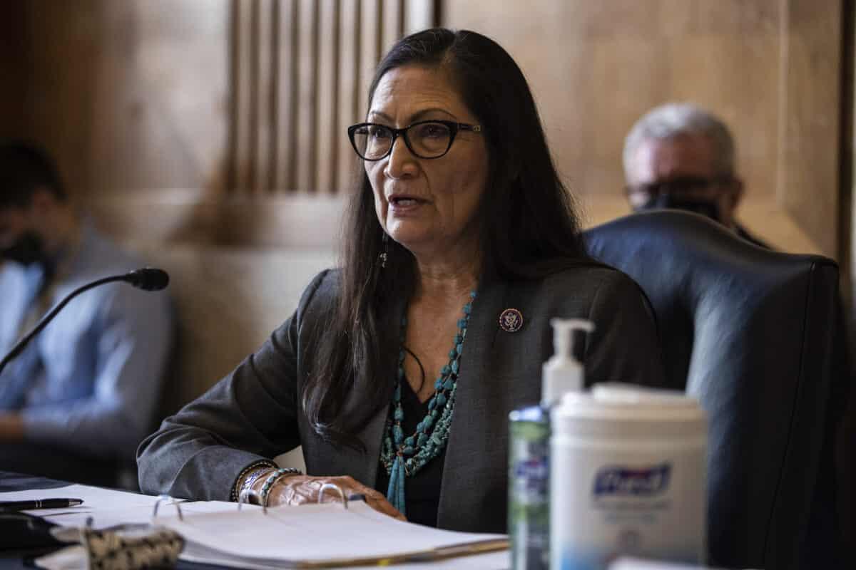 Sen. Collins Says She'll Vote to Confirm Biden's Interior Secretary Pick 1