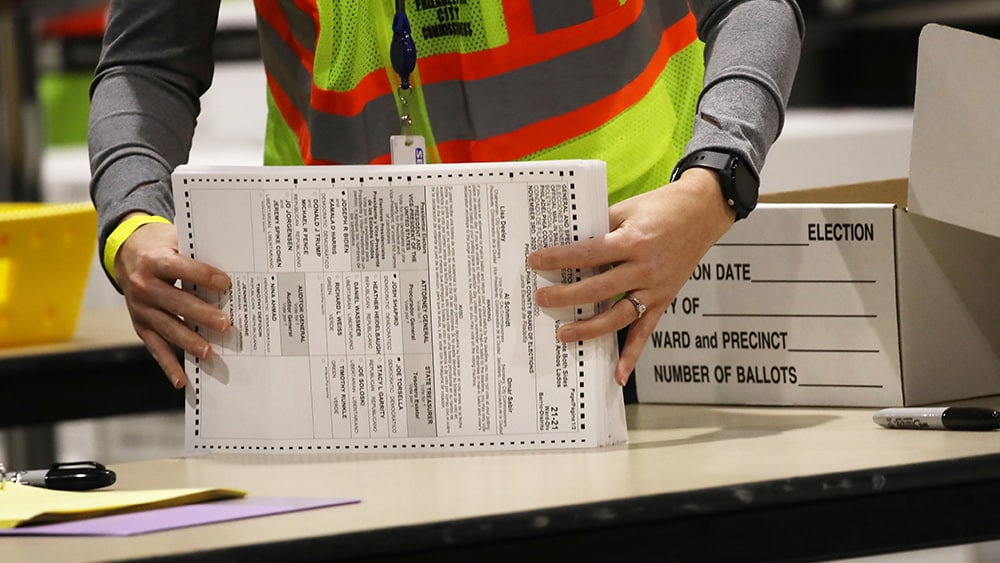Democrat activists bought their way into Wisconsin ballot counting room, emails reveal 1
