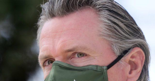 California Governor Gavin Newsom Launches 'Stop the Republican Recall' 1
