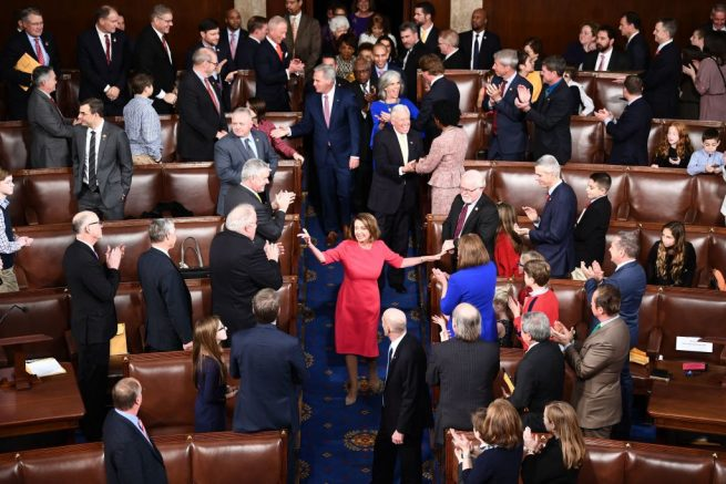 House Democrats move on H.R.1 'For the People Act' to eliminate voter ID requirements, remove GOP congressional seats 1