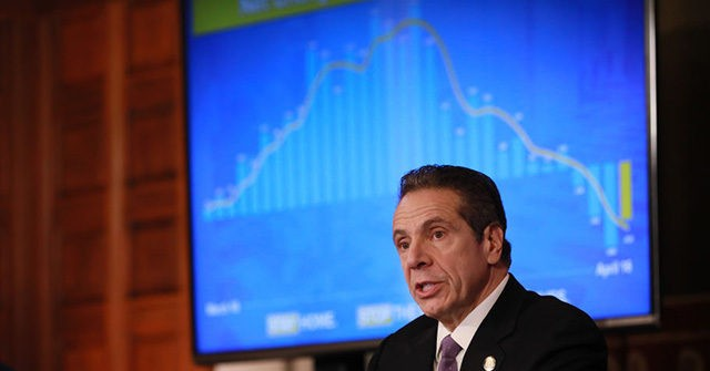 Gov. Andrew Cuomo Dodges Question About Potential Re-Election Run 1