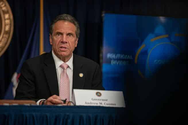 N.Y. Legislature votes to strip Gov. Cuomo of pandemic emergency powers 1