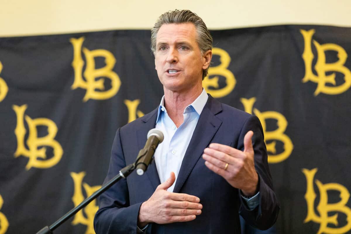 California Gov. Newsom, Democrats Launch Campaign in Response to Recall Effort 1