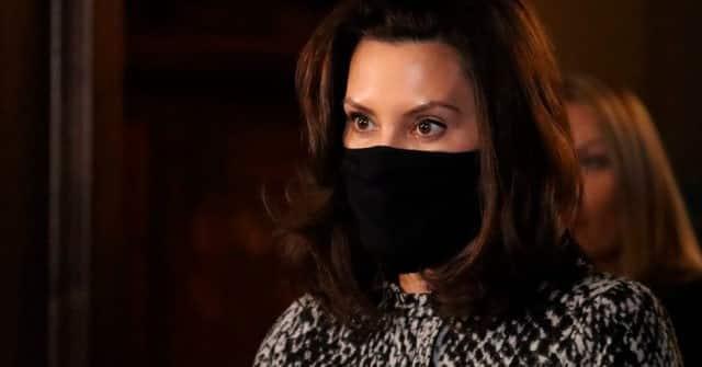 Michigan Democrat Admits Gretchen Whitmer Secret Payments 'Concerning' 1