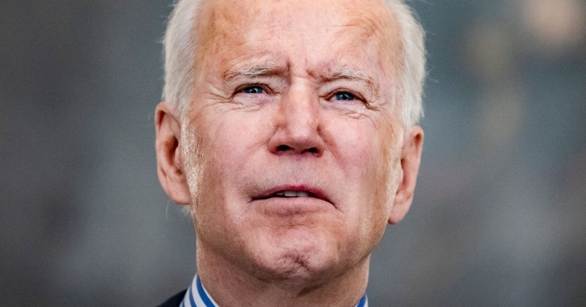 Poll: Joe Biden Is Not 'Up to the Job' Say 50% of Likely Voters 1