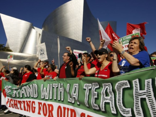 L.A. Teachers' Union: California's School Reopening Plan 'Structural Racism' 1