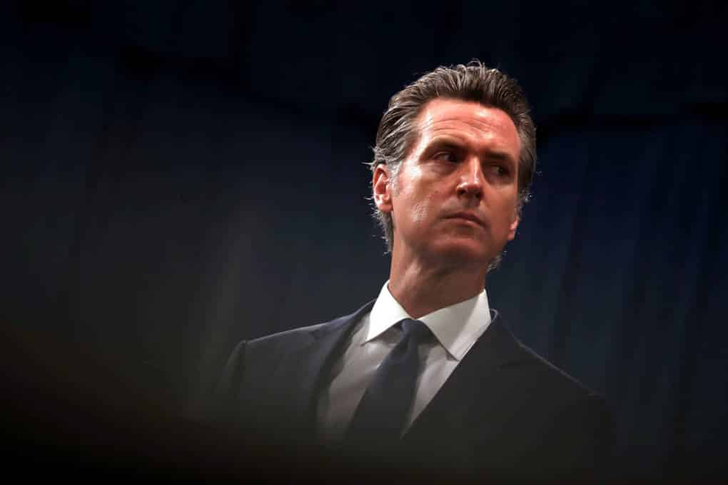 """California's Newsom Blames """"Anti-Mask Extremists"""" for Pending Recall Election 1"""