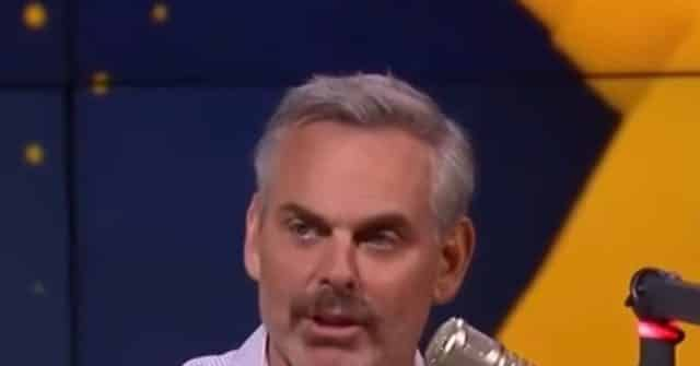 Colin Cowherd Says California Has High Taxes Because 'Nice Stuff' Is Expensive 1