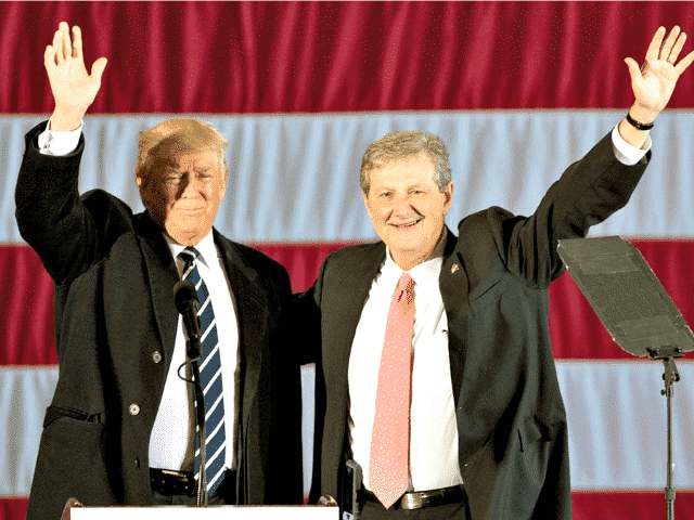 Trump Endorses Louisiana Sen. John Kennedy for Reelection 1