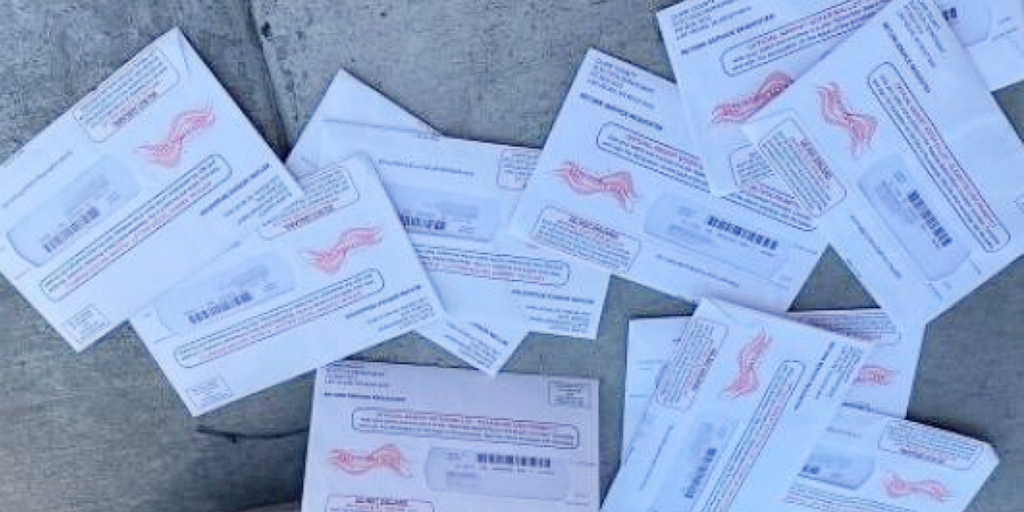 SELLERS: Yes, America, There IS Vote Fraud (and Other Reasons the GOP Must Lawyer Up) 1