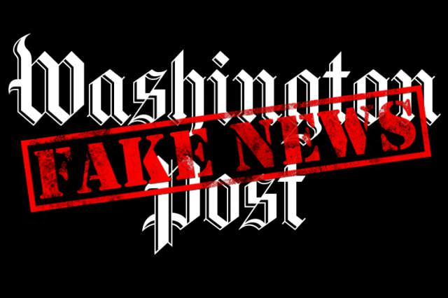 Fake News WaPo Caught Fabricating Trump Quote, Falsely Claimed Trump Urged Georgia Elections Investigator to 'Find the Fraud' 1