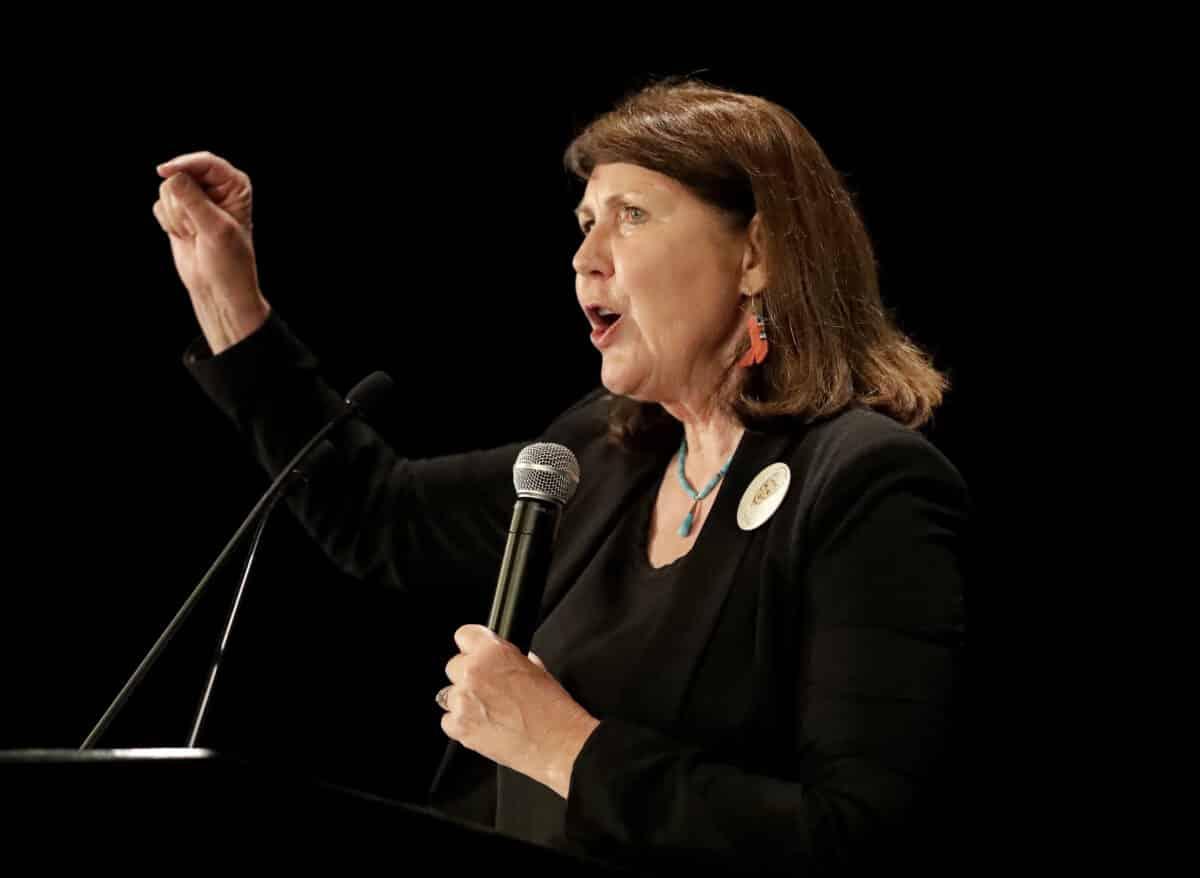 Democratic Arizona Rep. Ann Kirkpatrick Won't Seek Reelection in 2022 1