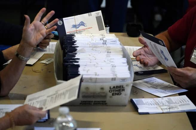Data shows 18 active cases related to election irregularities 1