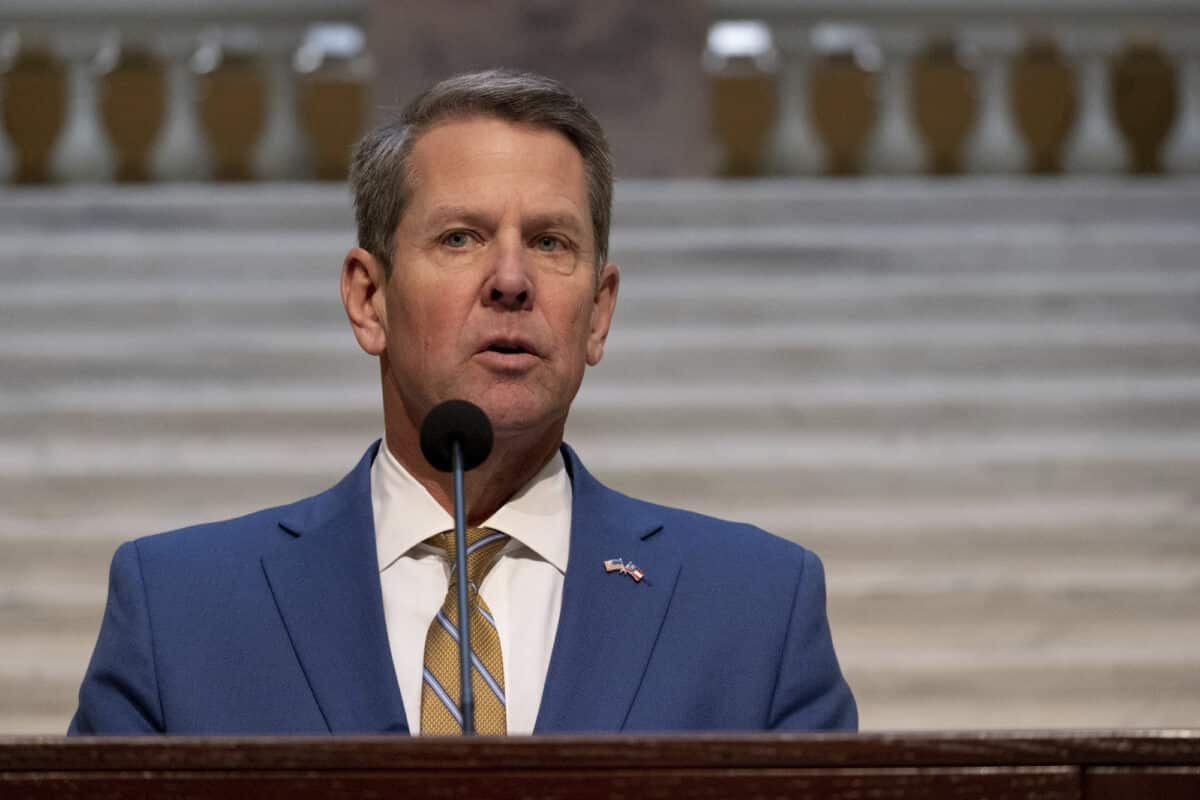Georgia GOP Opposes Biden Spending Bill Over Language That Blocks State Tax Cuts 1