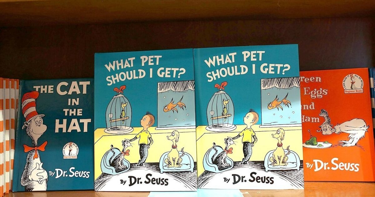 """Virginia School District Stops Celebrating Dr. Seuss on Read Across America Day Because of the """"Racial Undertones"""" in His Books 1"""