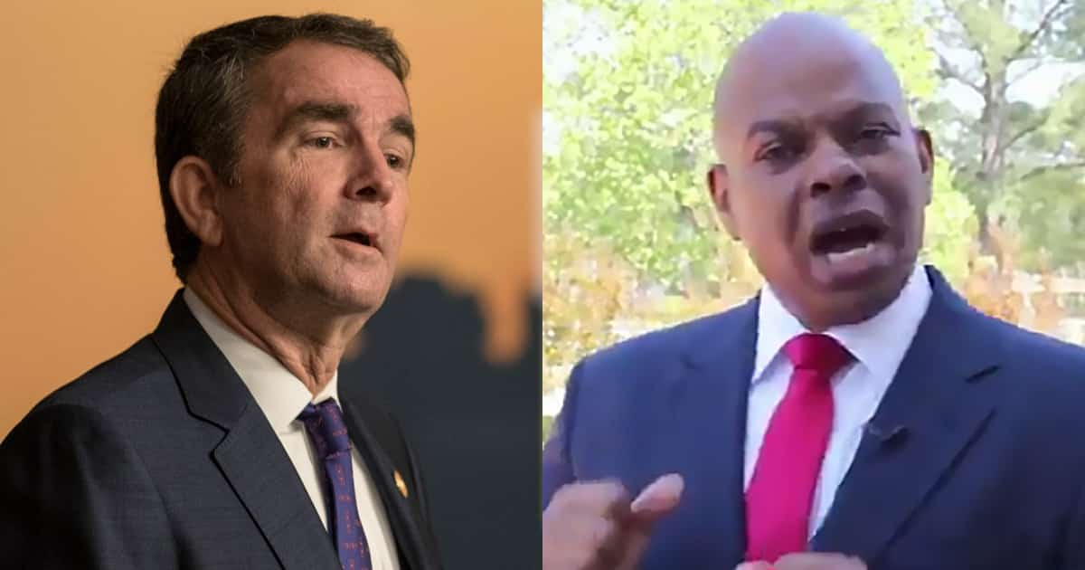 Virginia House Candidate Calls for Ralph Northam's Arrest Following Cuomo-Like Nursing Home Revelations 1