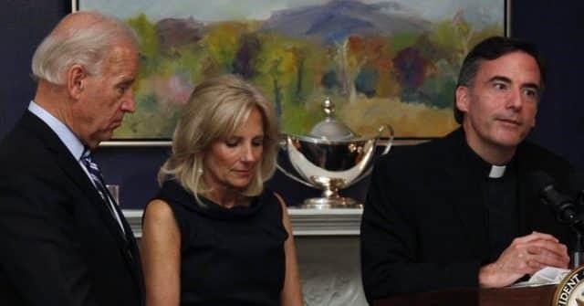 Joe Biden Inauguration Priest Under Investigation in California 1