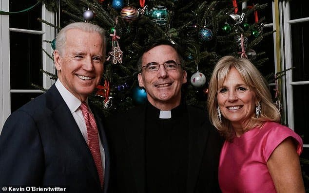 Biden's Inauguration Priest Under Investigation in California for 'Inappropriate Behavior' 1