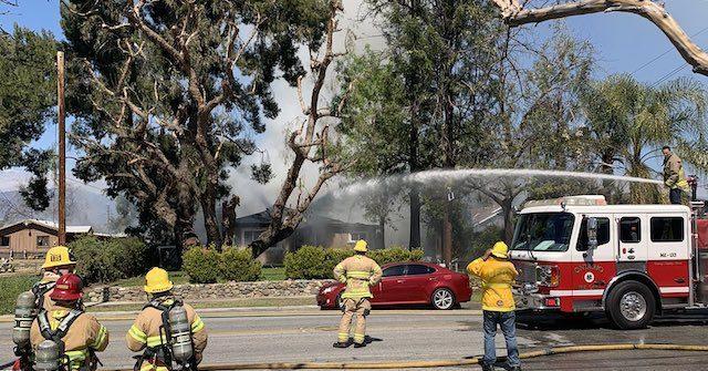 Apparent Fireworks Explosion Shakes California Neighborhood 1