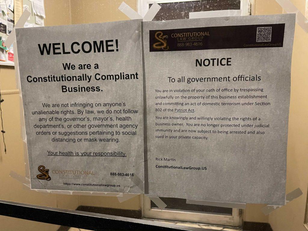 Michigan Restaurateur Arrested over Alleged 'Violation' of Gretchen Whitmer Coronavirus Orders 1