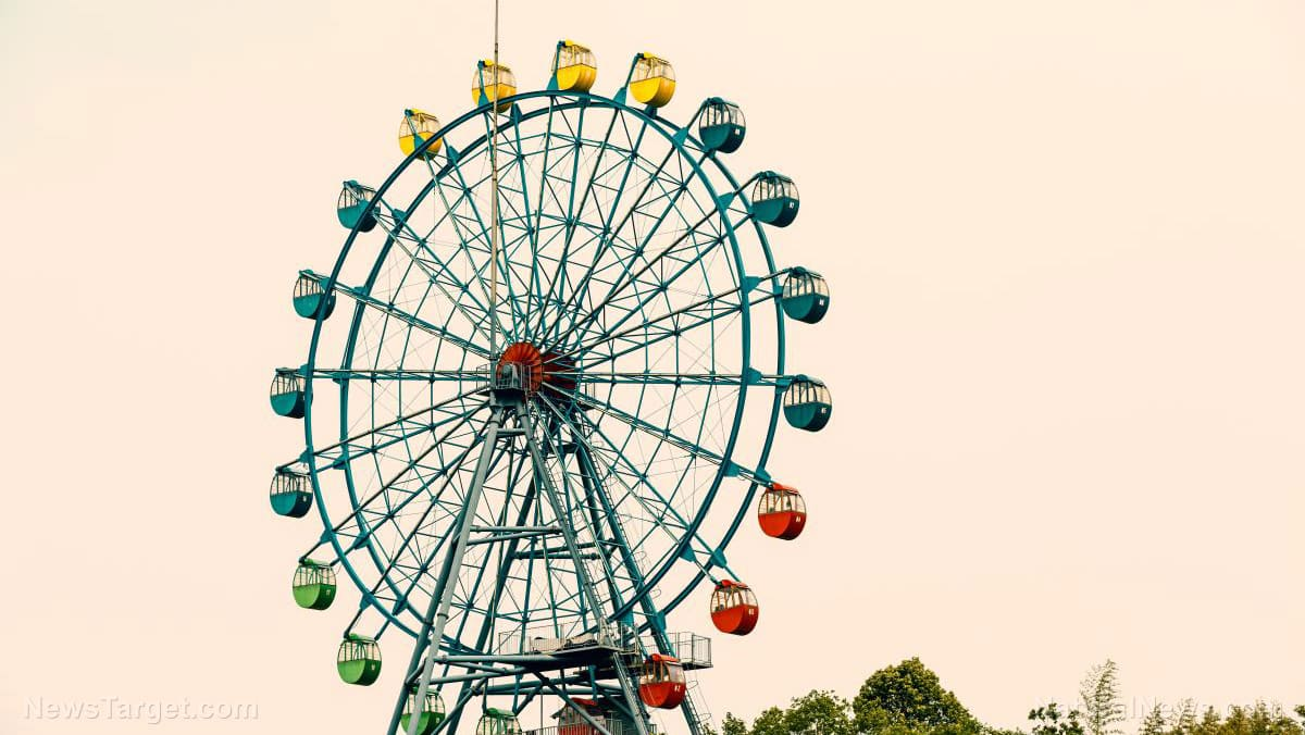 NO SHOUTING: California theme parks ban people from screaming in rides to prevent coronavirus spread 1
