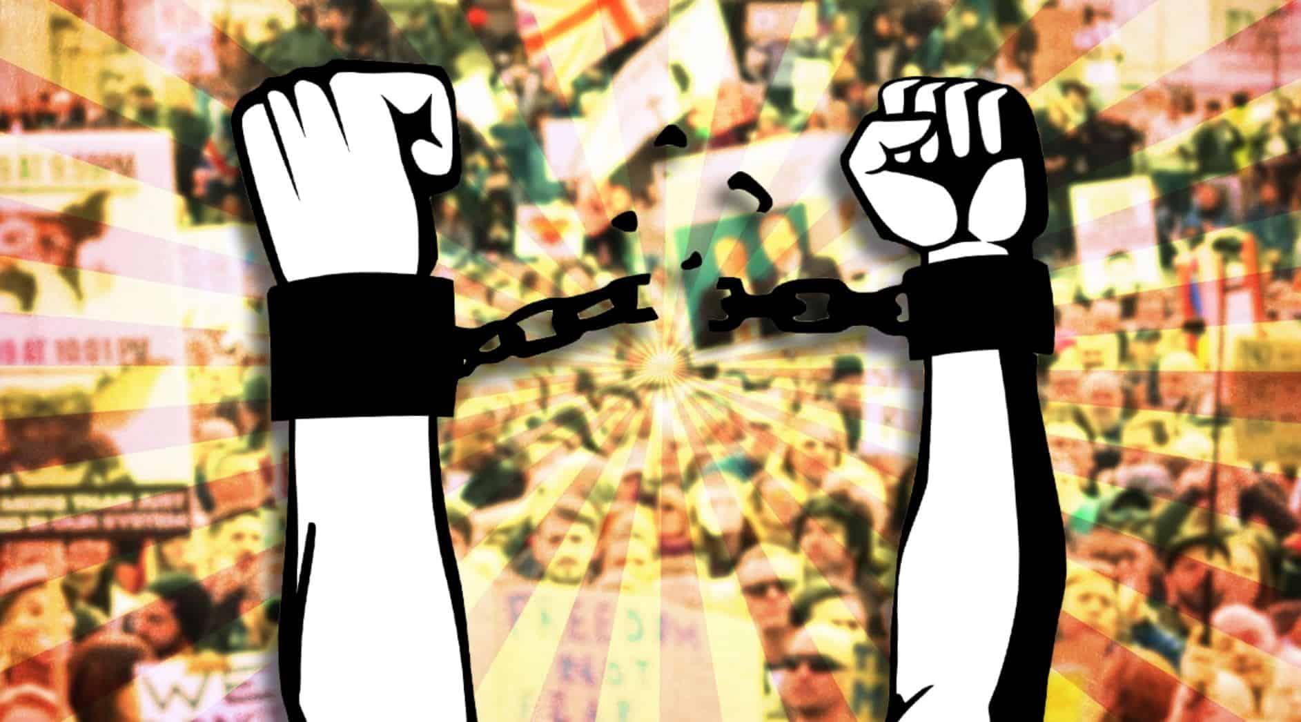 "Freedom Rally, Modern Kids, Spotify Censors — ""New World Next Week"" 1"