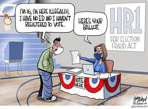 Why HR1 Threatens Election Integrity 1
