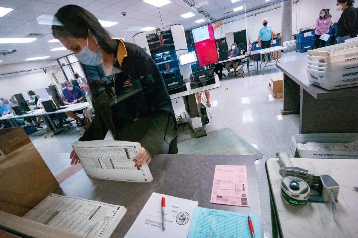 Arizona AG Rejects Secretary of State's Call for Probe of GOP-Led Maricopa County Vote Audit 1
