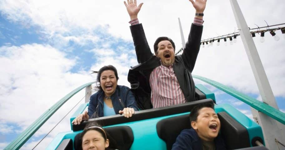 California Group Concerned That Screaming on Roller Coasters Could Spread COVID-19 1