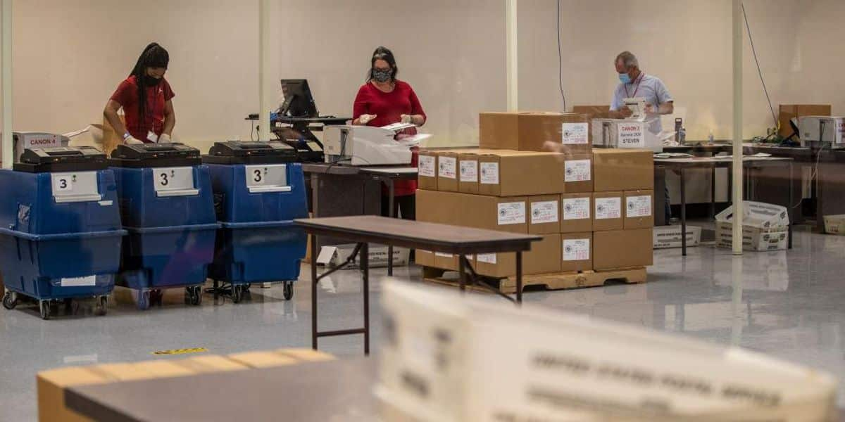 Arizona Senate GOP to conduct full hand recount, machine audit of 2020 election results in Maricopa County 1