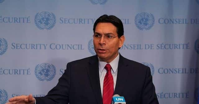 Ambassador Danny Danon: Coronavirus-Conscious Israel Doesn't Have Vote-by-Mail; 'The Old Way Is the Best Way' 1