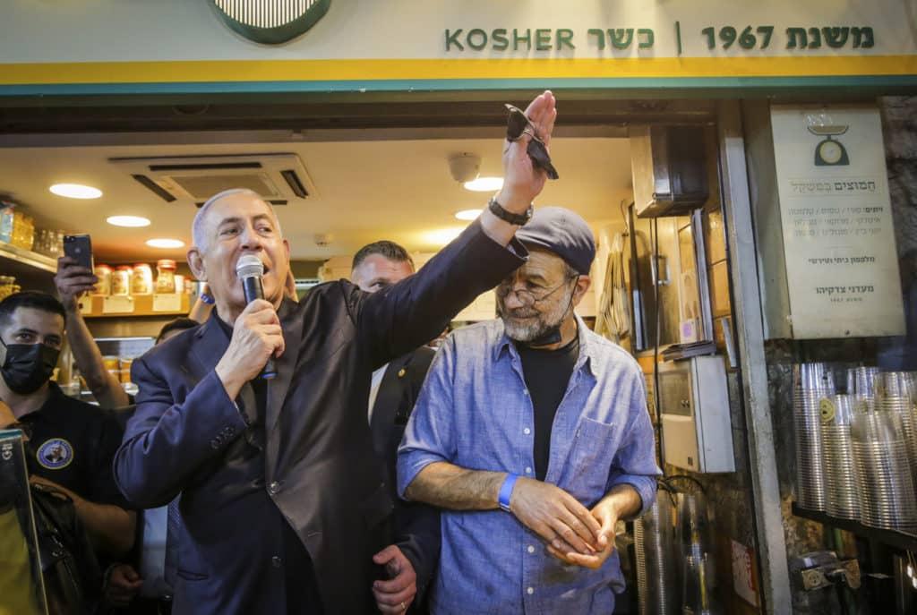 Israeli Voters Head to Polls -- Again 1