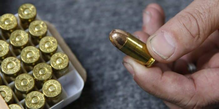California Bill Aims to Jumpstart 'Microstamps' on Handguns 1