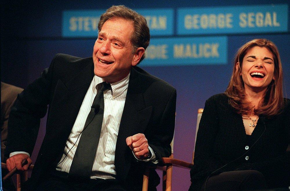 'Virginia Woolf,' 'Goldbergs' Star George Segal Dies at 87 1