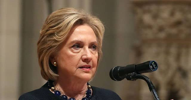 Hillary Clinton: GOP 'Doubling Down on Trying to Stop Voters from Voting' 1