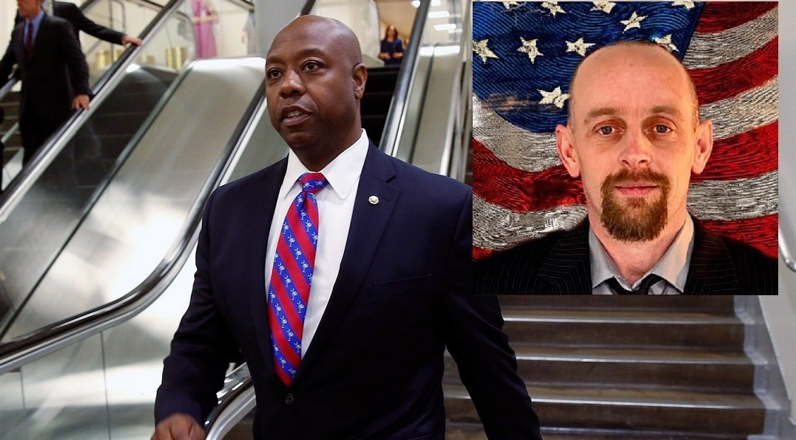 Citizen Challenges Tim Scott In GOP Primary Because Scott Ignored His Election Integrity Complaints 1