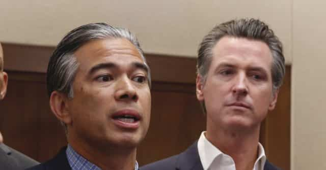 Gavin Newsom Nominates Left-wing Legislator Rob Bonta for California Attorney General 1