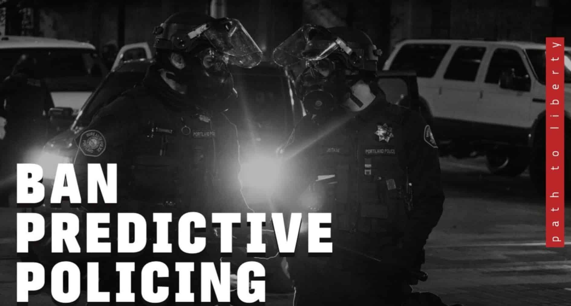 Predictive Policing Banned in 4 Cities. More Soon? 1