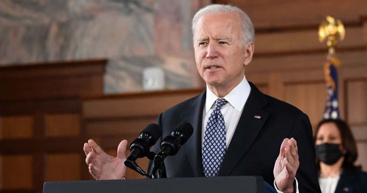 Joe Biden Protected by Same Types of Guns That He Wants Banned 1