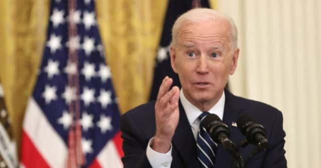 Biden: GOP Election Integrity Efforts 'UnAmerican' and 'Sick': 'This Makes Jim Crow Look Like Jim Eagle' 1
