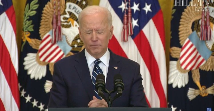 "WTH?! Biden Says Republican Voter Integrity Initiatives ""Make Jim Crow Look Like Jim Eagle"" (VIDEO) 1"