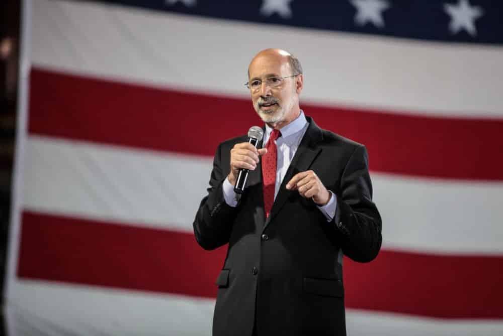 Pennsylvania Republicans Refer Democratic Gov. Tom Wolf For Investigation Into Nursing Homes Scandal 1