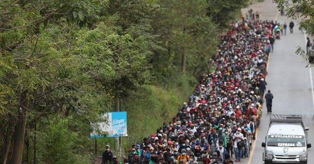 Exclusive - Ken Cuccinelli: Radical Left's Goal is a 'Vote-Getting Effort ... via Illegal Immigration' 1