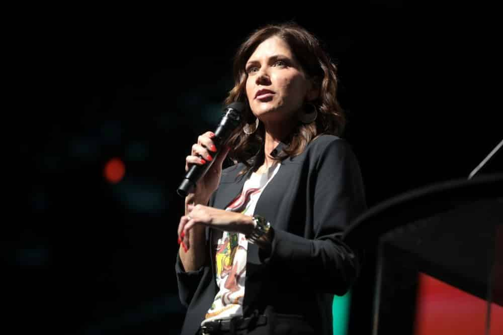 Dear Kristi Noem: GOP Voters Are Done Supporting Politicians Who Turn On Their Interests 1