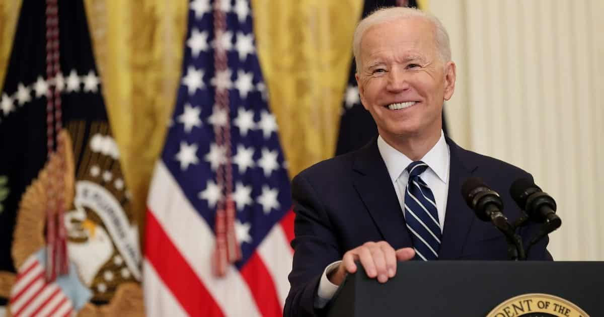 Paralyzed by Crisis After Only 2 Months, Biden Announces He's Planning His Re-Election Anyway 1