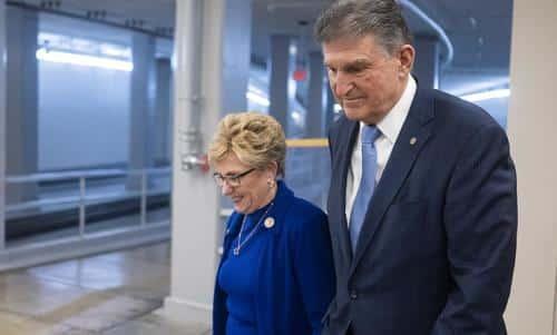 Quid Pro Joe? Biden Taps Wife Of Swing-Voter Joe Manchin To Federal Post Ahead Of Infrastructure Push 1