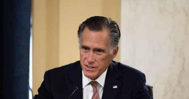 Mitt Romney Wins John F. Kennedy Profile in Courage Award for Impeachment Vote 1